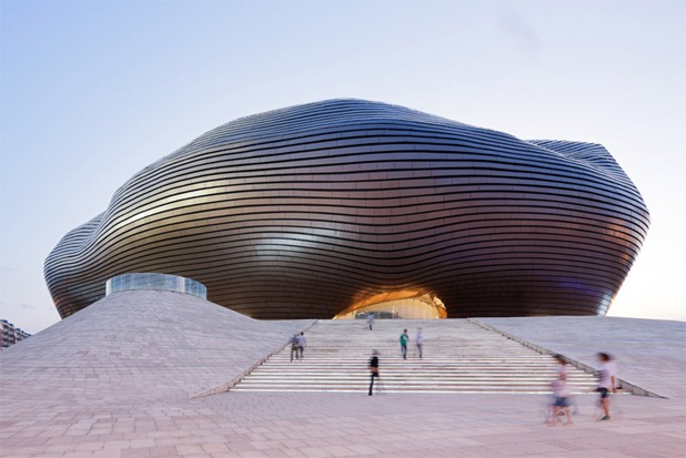 ordos museum by mad architects 1