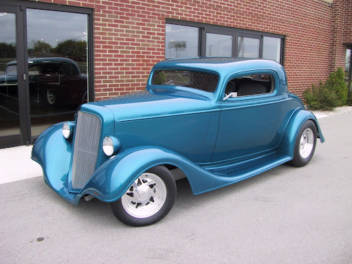 1935 Chevrolet Street Rod