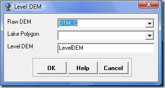 Ventana Level DEM