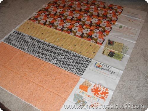 Modern Yardage Fabric