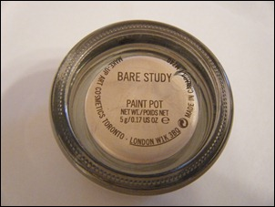 MAC Bare Study Paint Pot