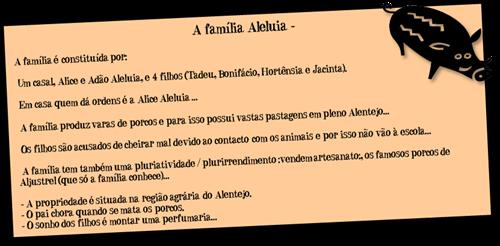Família Aleluia