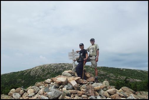 Dorr mountain hike 059