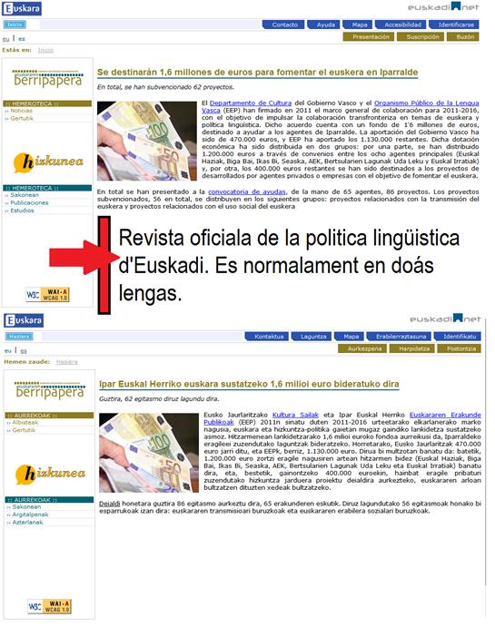 Iparralde Informacion de Berripapera