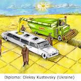 Diploma: Oleksy Kustovsky (Ukraine)