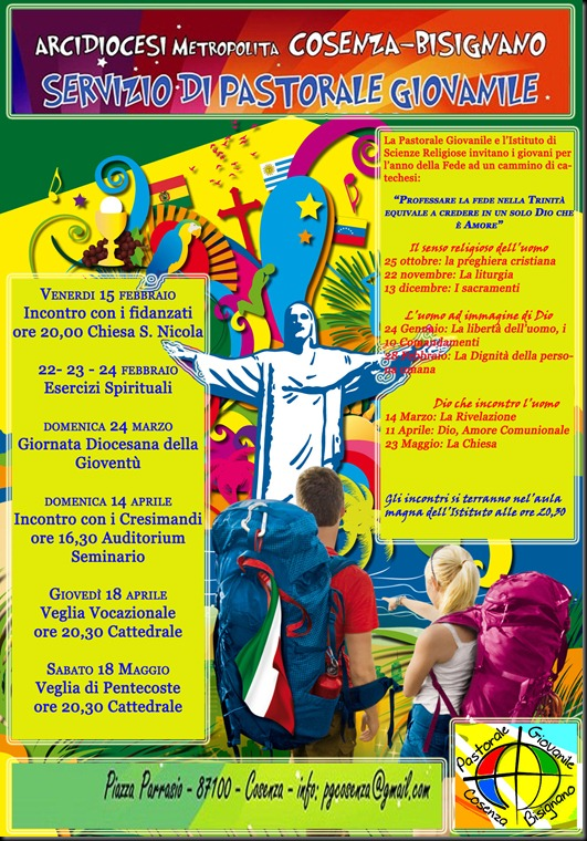 pastorale diocesana 2013