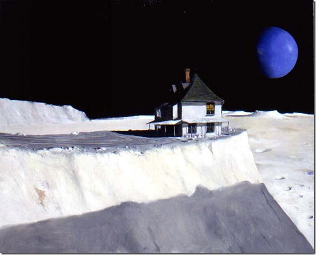 Julio Larraz -Songs and Echoes from the Bay of Rainbows, 2002
