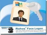 Accedere a Windows con il riconoscimento facciale Rohos Face Logon Free