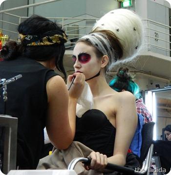 IMATS Sydney 2012 - Beauty Fantasty - Wild Kingdom - Lilah Deguitre (1)