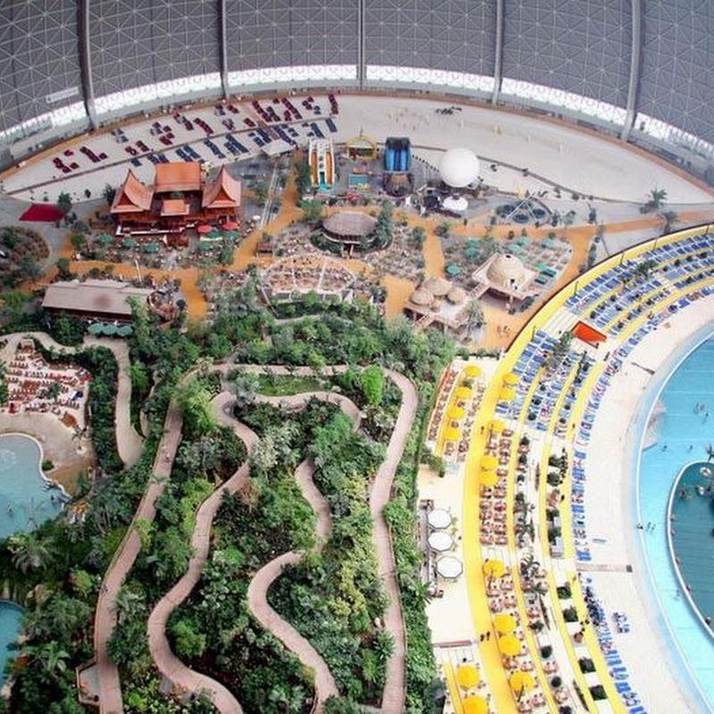Tropical Island Resort–World's Largest Indoor Rainforest