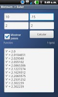 Screenshot of Metodos Numericos