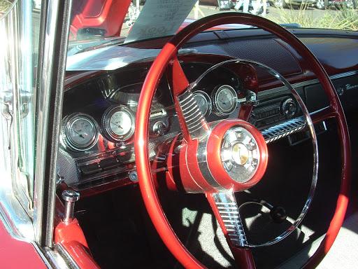 1958 Edsel Pacer 2 door - dash