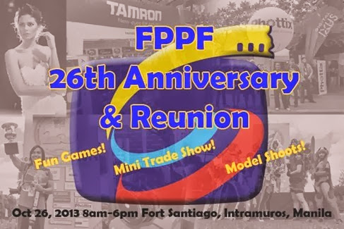 26th Anniv FPPF Oct 26, 2013