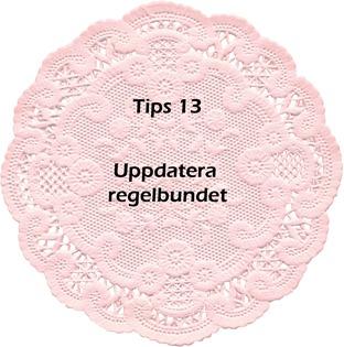 tips 13