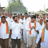 Campaigming With C.T Ravi