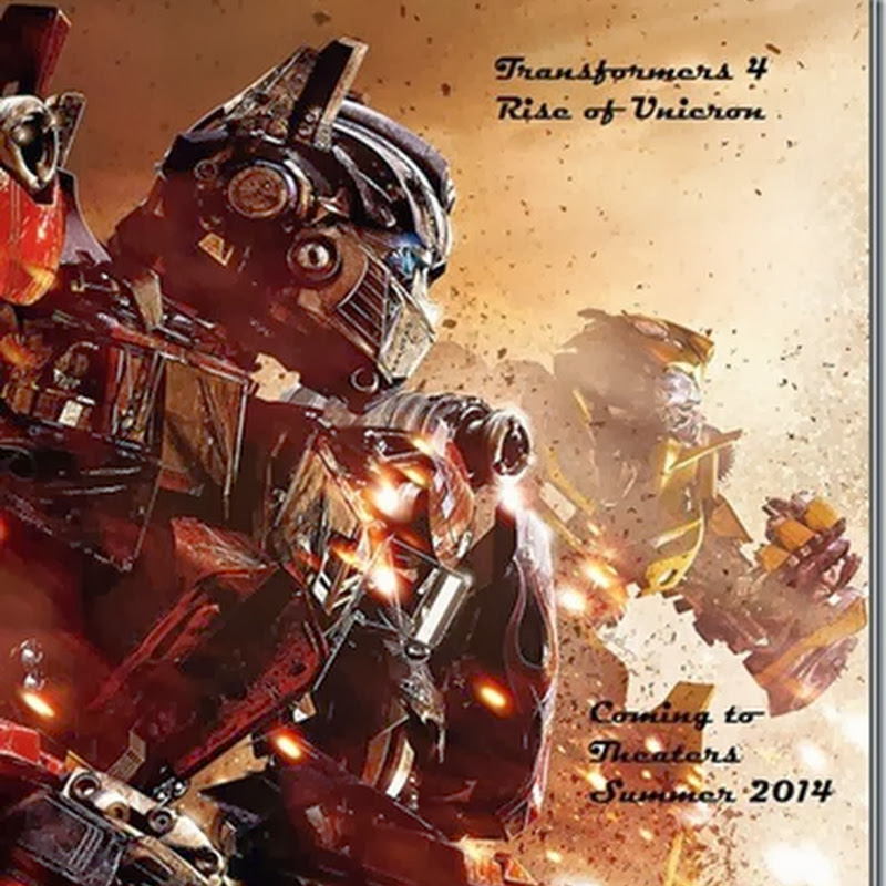 Transformers Age of Extinction ทรานฟอร์เมอร์ 4