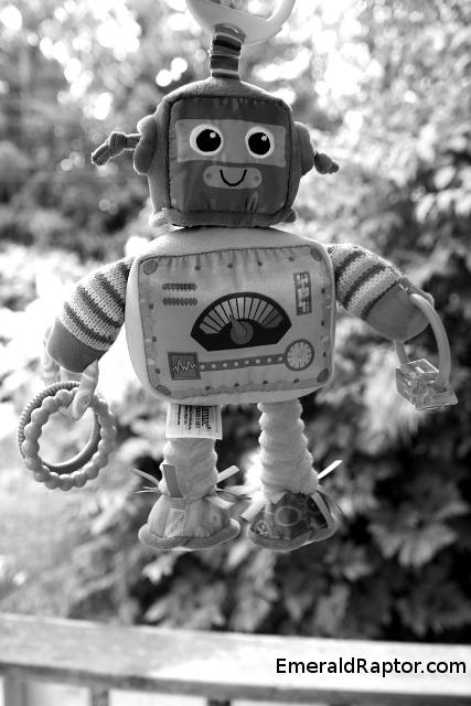 Robot, babyleke