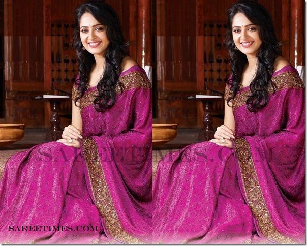 Anushka_Purple_Designer_Saree