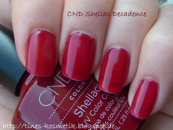 CND Shellac Decadence 2