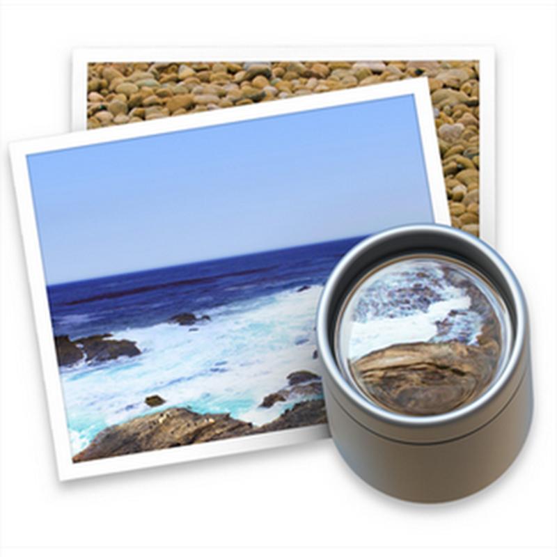 Comparación de íconos entre Mac OS X Mavericks y Yosemite