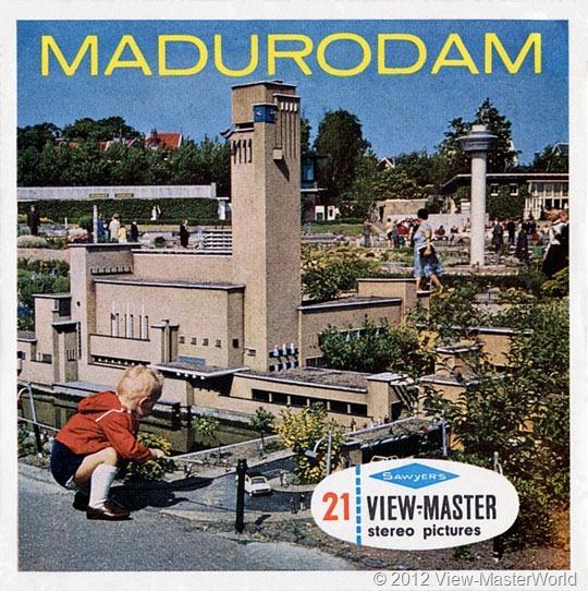 View-Master Madurodam (C392)