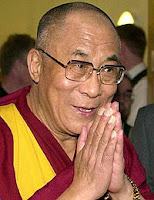HH Dalai Lama celebrated his 78th birthday  last Saturday, 6th July… and I forgot!