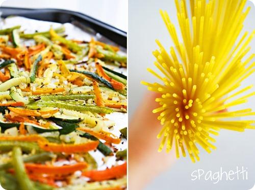 Easy Spaghetti Primavera
