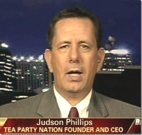 Judson Phillips TPN Founder