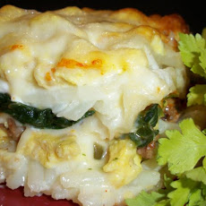 Simply Breakfast Lasagna