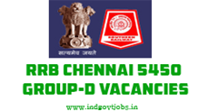 RRB Chennai Group D Recruitment 2013 Southern Railway