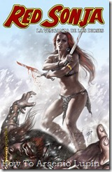 P00007 - RED SONJA - La Venganza de los Dioses