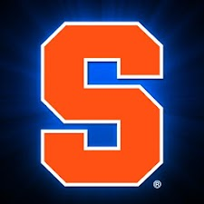 Syracuse Orange Live Clock