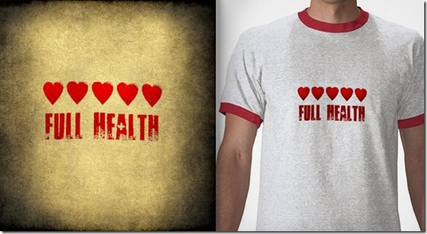Camiseta para Gamers (14)