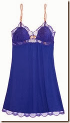 Eberjey Lace Trimmed Chemise