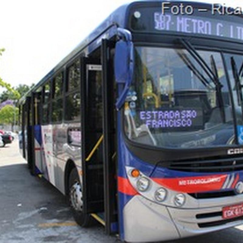 Taboão ganha nova linha de ônibus do Jd. Monte Alegre ao Metrô Campo Limpo