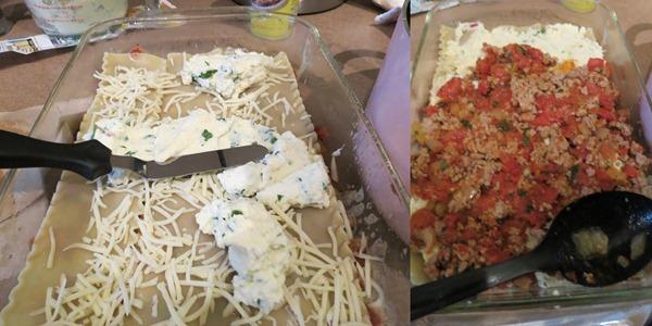 Lasagna-layers
