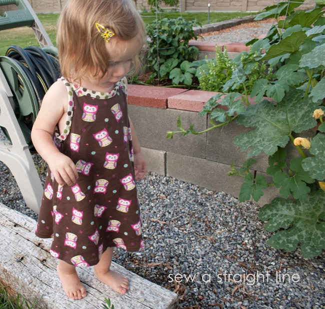 ruched romper hack sew a straight line-3