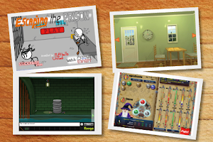Screenshot of 100 Escape Games 100 in 1