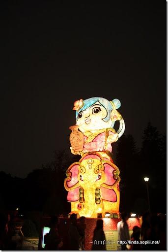 2010台北燈節(台北燈會)-泰國風情的花燈
