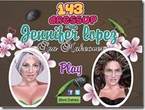 Limpeza de pele de Jennifer Lopez