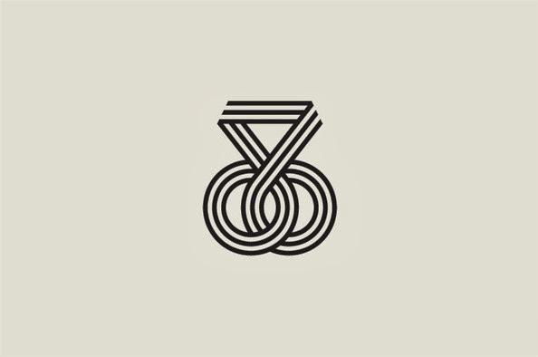 22 ejemplos de hermosos logotipos con estilo ultra minimalista 21
