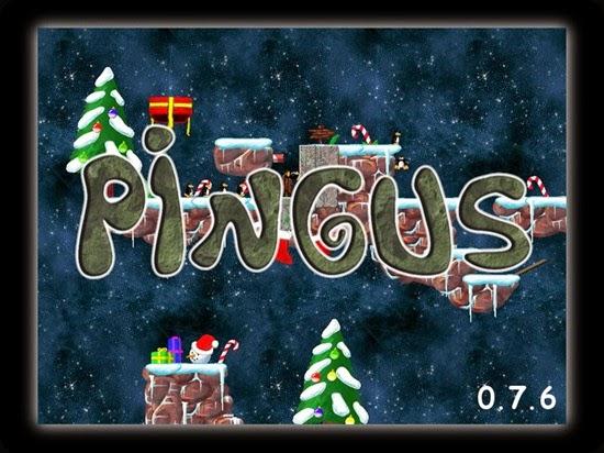 pingus logo_large_xmas