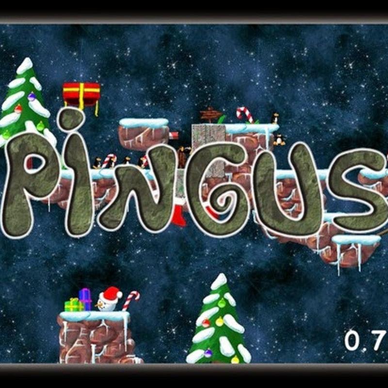 Pingus un gioco di piattaforma semplice, coinvolgente e molto divertente.