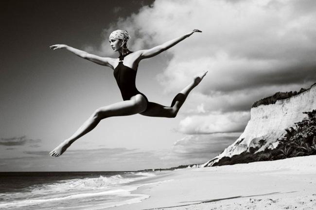 karlie kloss ballet