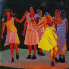 Firelight dancers