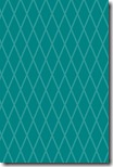 iPhone Wallpaper - Teal Blue Trellis - Sprik Space