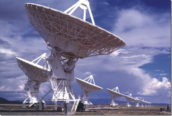 SETI registra las senales de la mision Kepler