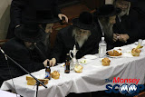 Yartzheit Tish For Stamar Rebbe Held In Satmar Beis Medrash Of Monsey (Photos by Moshe Lichtenstein) - IMG_5555.JPG