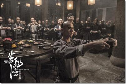 Eddie Peng in Rise of the Legend - 彭于晏 黃飛鴻之英雄有夢 10