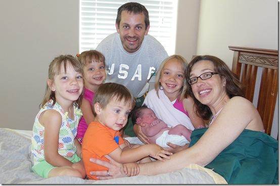 Mackenzie Ruth and Family